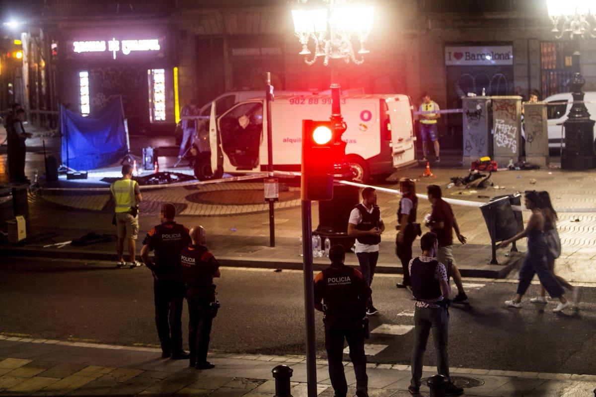 Directo | Los Mossos abaten a cuatro presuntos terroristas en un tiroteo Cambrils