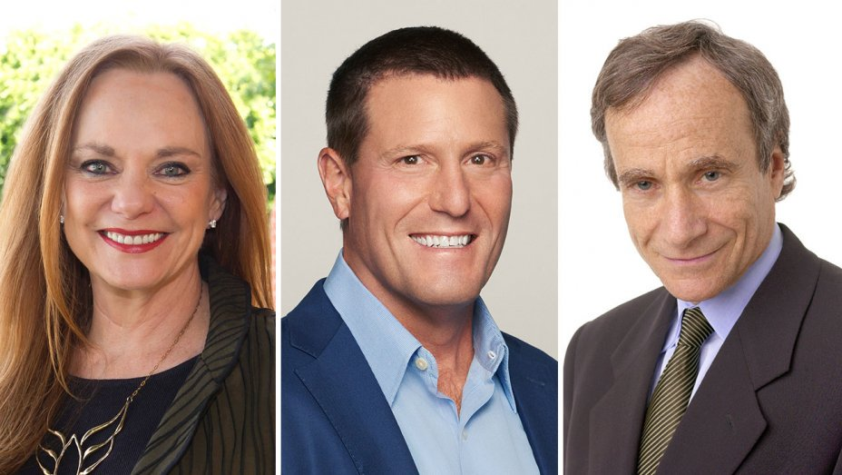 Disney extends contracts for three executives