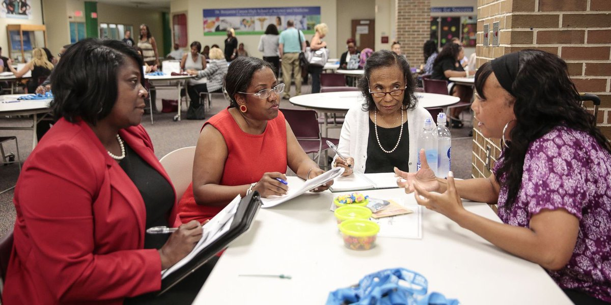 Who wants to teach in Detroit? 150 come out to job fair; district to hire more than 200