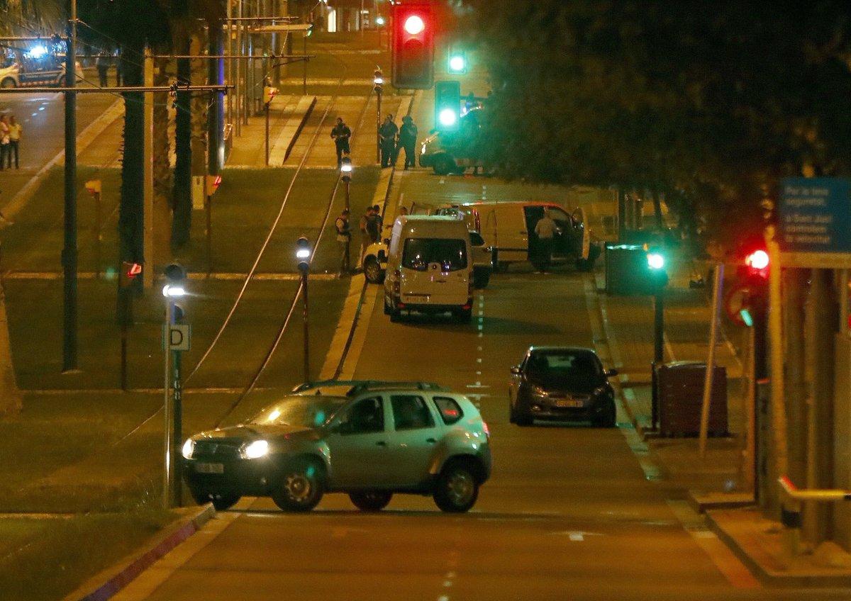 Directo | Los terroristas repitieron en Cambrils un atropello masivo hay personas heridas
