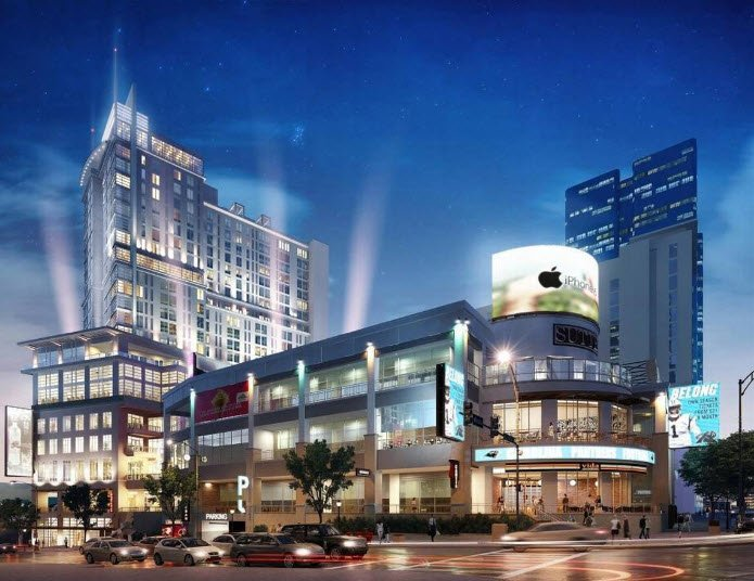 New uptown hotel opening in Feb. includes rooftop bar, restauran -   WBTV Charlotte
