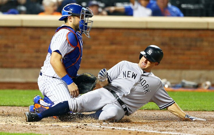 RT @ESPNStatsInfo: This is the 2nd time the @Yankees have swept the season series from the Mets (2003). https://t.co/v8w8sPgPeX