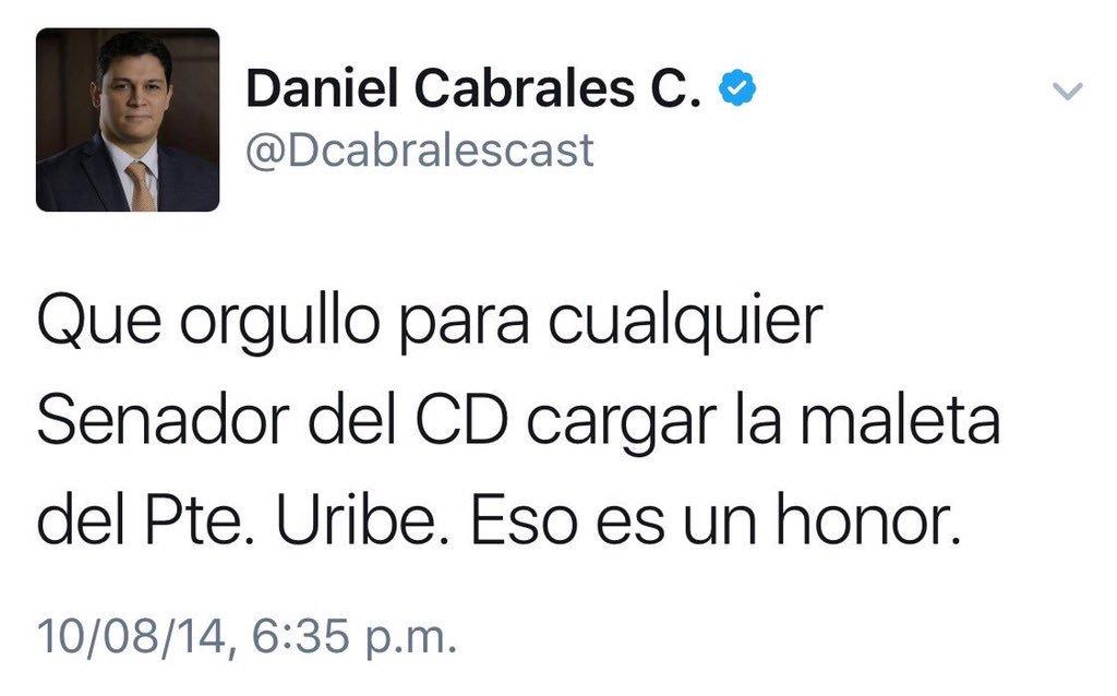 RT @DanielSamperO: #QuisieraGraduarmeDe maletero... y de youtuber https://t.co/n2ZsQz5Bf9 https://t.co/BM34KX8hcE