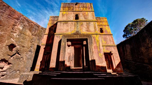 Ethiopia's miraculous underground churches