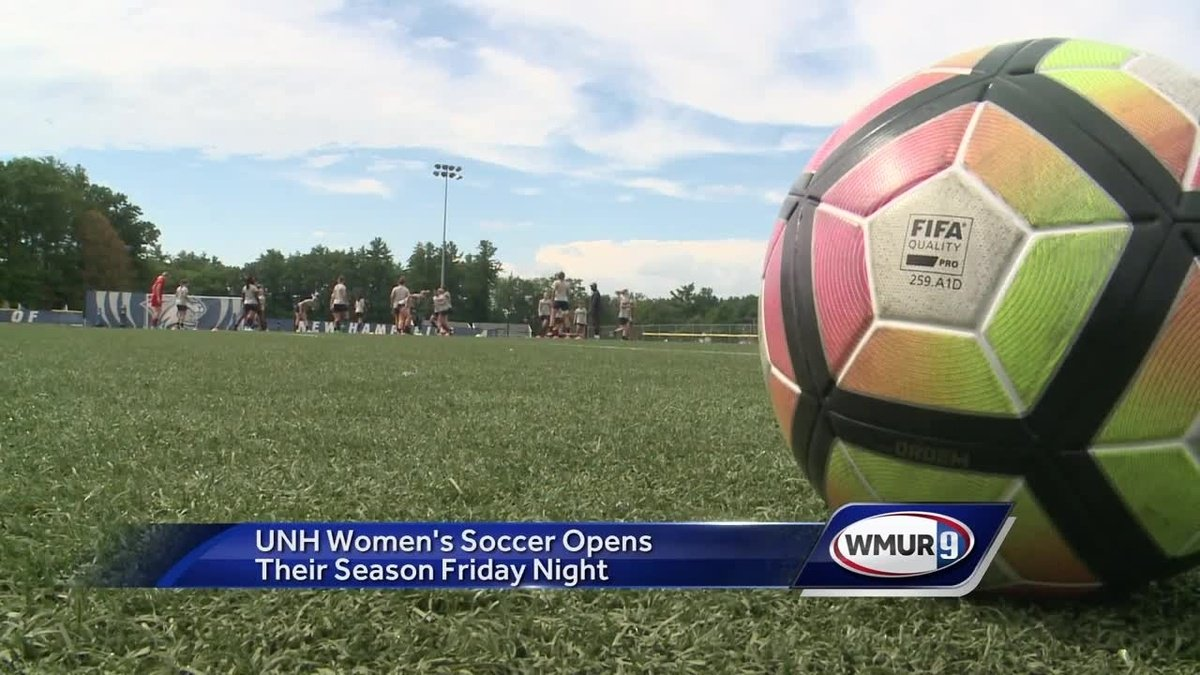 UNH Women's soccer season begins Friday night