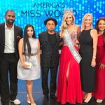 Fil-Am artist designs crown, judges America's Miss World 2017