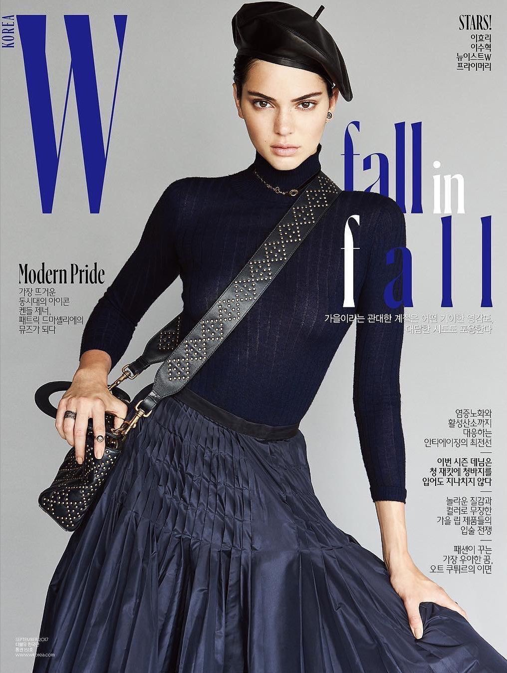 W Korea, September issue by Patrick Demarchelier https://t.co/vsRnHoQeco