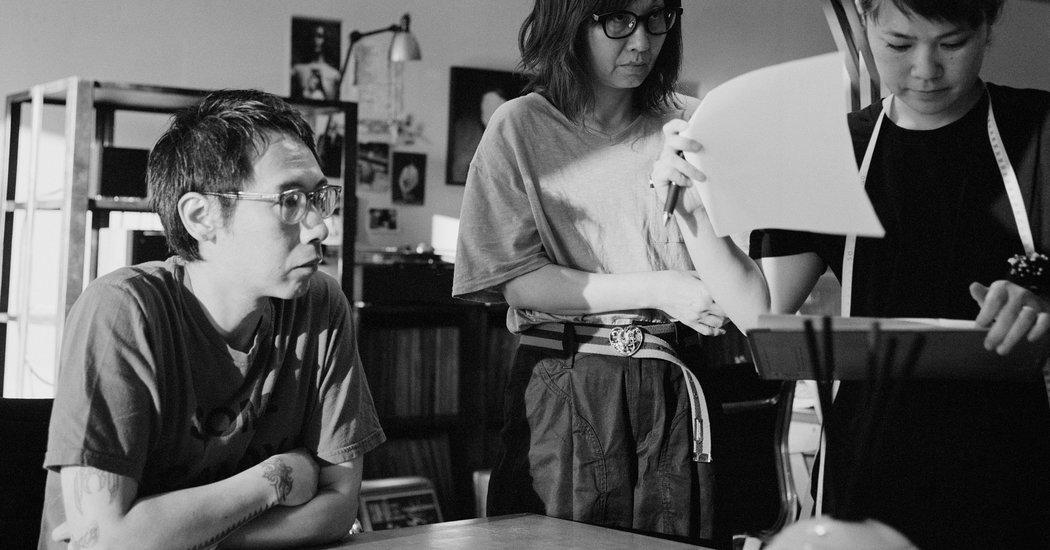 Inside Jun Takahashi's World — and Studio