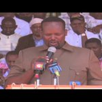 Mandera governor Ali Roba sworn in, says his is a victory against negotiated democracy