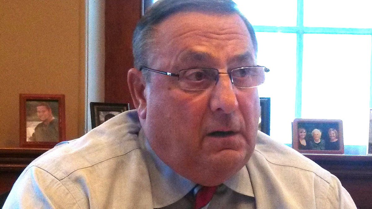 Maine Governor: Removing Confederate statues like losing 9/11 memorial