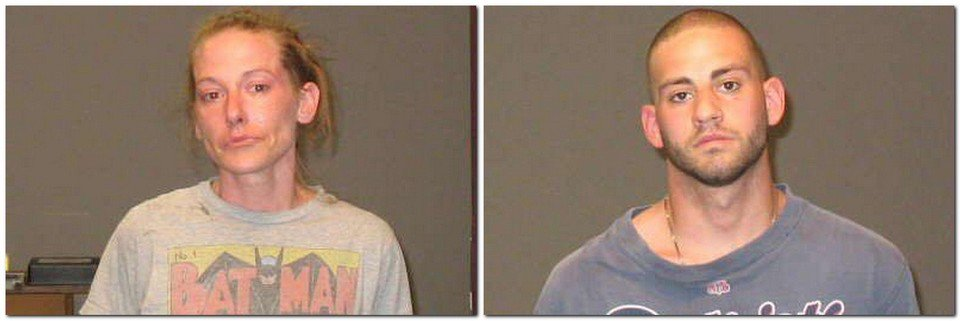 Chicopee Police arrest woman, man accused of trying to rob and stab store clerk