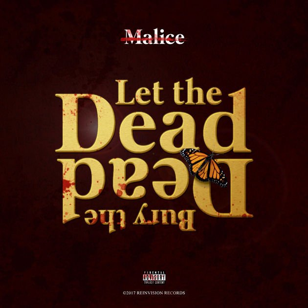 .@NoMalice757 drops his sophomore project, 'Let The Dead Bury The Dead.' Stream: https://t.co/mvHNuB938i https://t.co/G7D5EPubhj