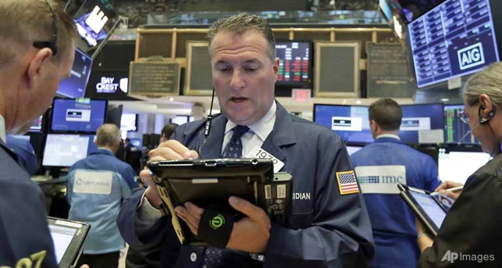 Wall Street tumbles on Spain terror, Trump policy worries