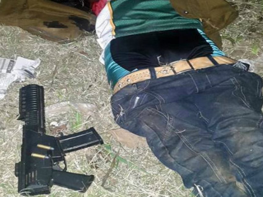 Two thugs killed in Kuria, AK47 rifle recovered
