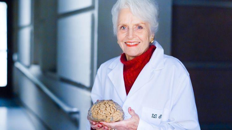 Marian Diamond dies at 90; scientist studied Einstein's brain and helped unlock secrets of the mind