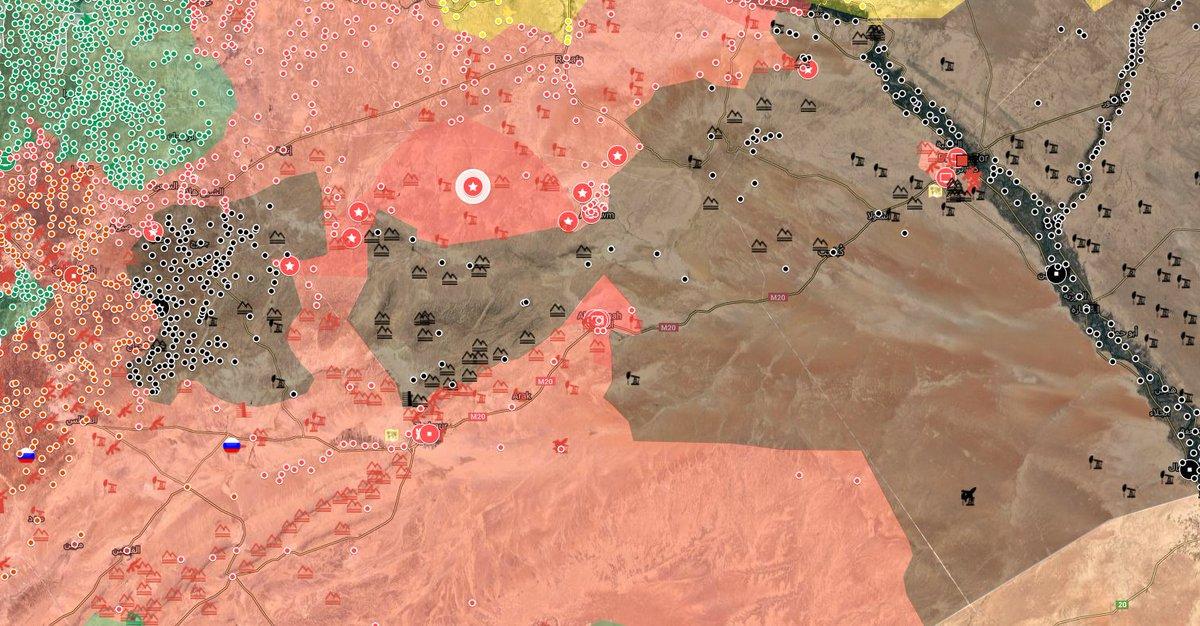 RT @lataninad: El Ejército sirio ha cercado a fuerzas del isis. Dadles duro a esos perros. https://t.co/M7ndV1UNIy