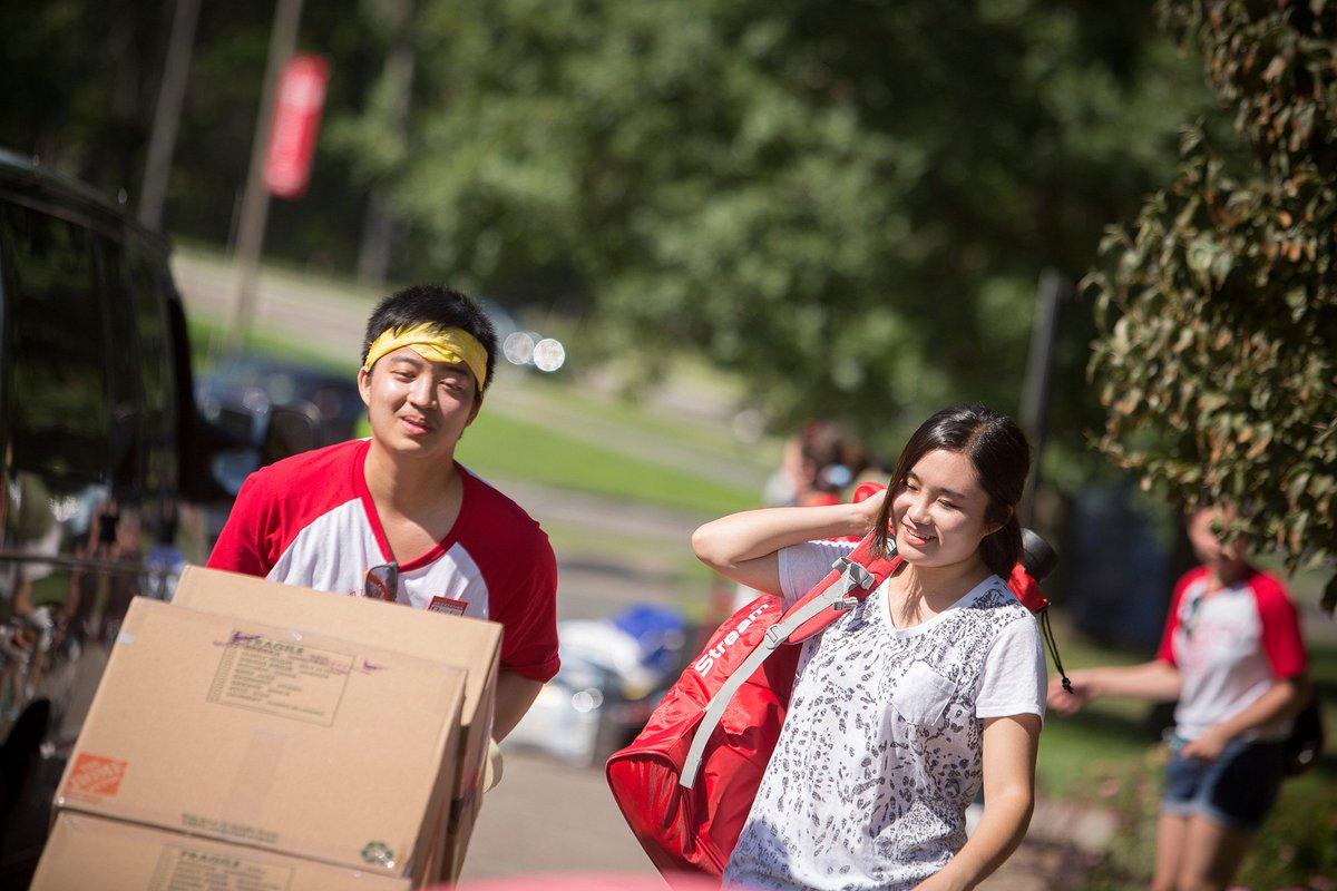 Happy Move-In Day #Cornell2021!  🐾 🎒  🎉 #CornellWelcome https://t.co/kNT5SXMbti