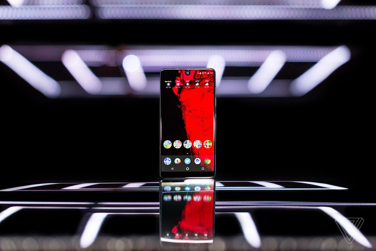 Essential Phone review a beautiful work in progress