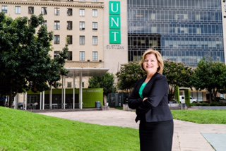 NASA official with Houston ties gets nod for UNT chancellor