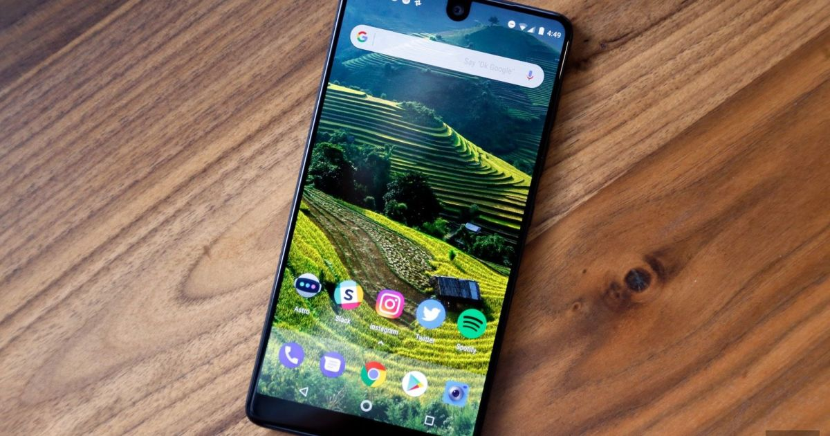 test Twitter Media - Essential's PH-1 strives to be more than just another Android phone https://t.co/Sp7apEvC9q https://t.co/TS0K2VbUam