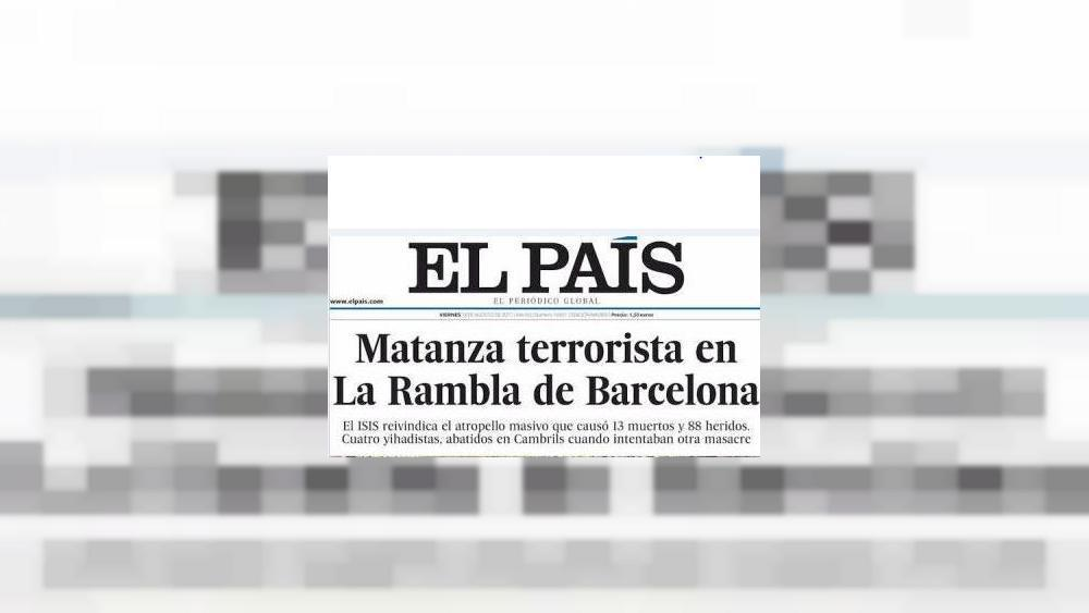 'Evil strikes again': Europe's papers on Barcelona