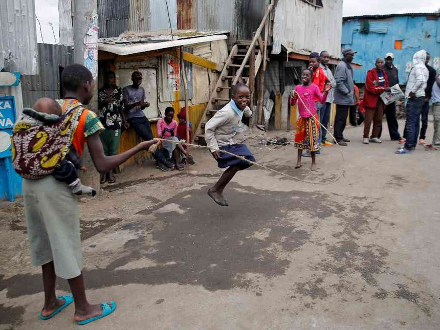 Kenya's post-election violence: The harm that has been done to children