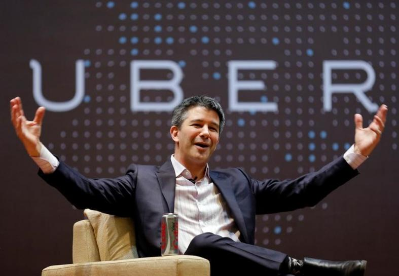 Former Uber CEO says investor lawsuit a 'public and personal attack'