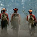B.C. wildfire crews brace for gusty winds on Friday
