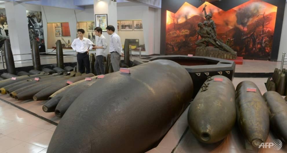 6 Vietnamese killed by US war-era bomb