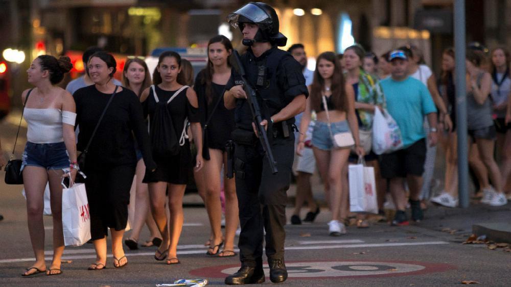 Live updates: Manhunt after terrorist attacks rock Spain