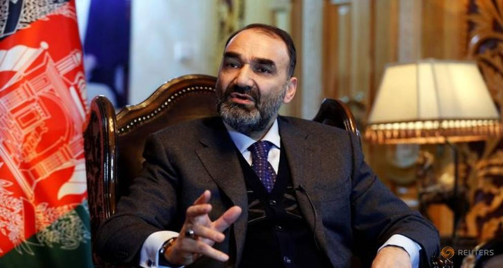 Afghan governor accused of assault, adding woes for Ghani