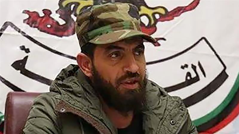 Khalifa Haftar ally Mahmoud al-Werfalli has been arrested in Libya