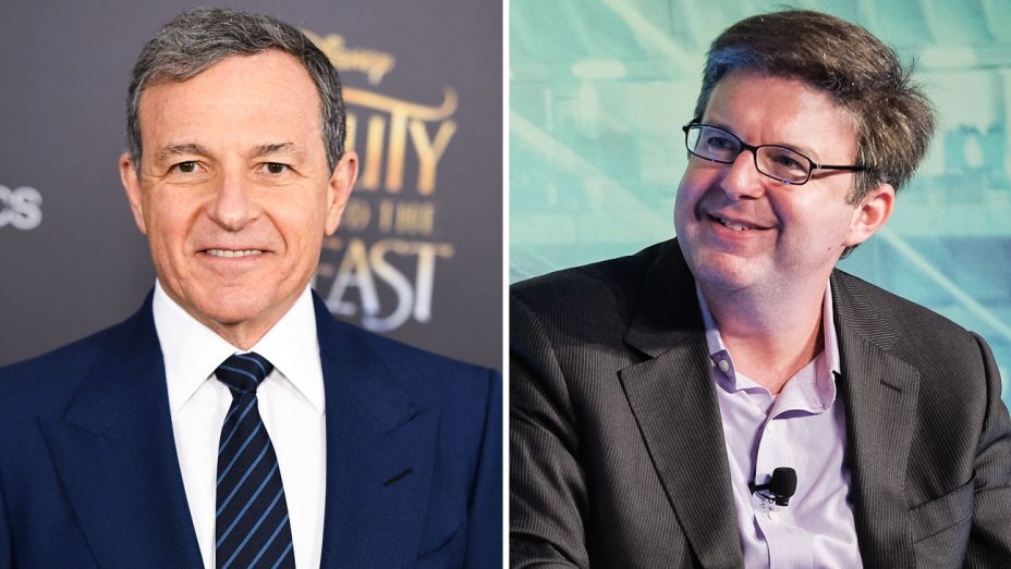 Disney CEO Bob Iger blocks analyst on Twitter
