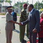 President Uhuru travels to Rwanda for Kagame inauguration ceremony