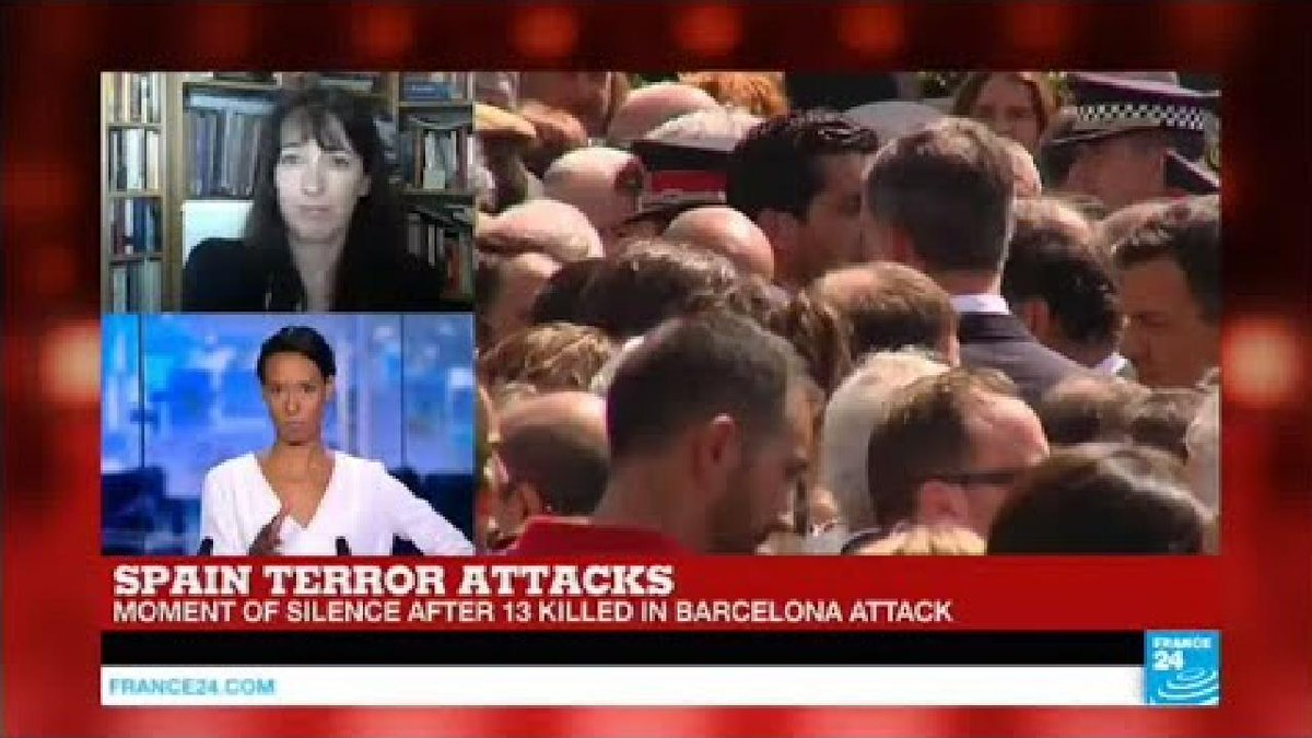 """?? Spain Terror Attacks: Police investigating a """"vast and well-organized terror cell"""""""