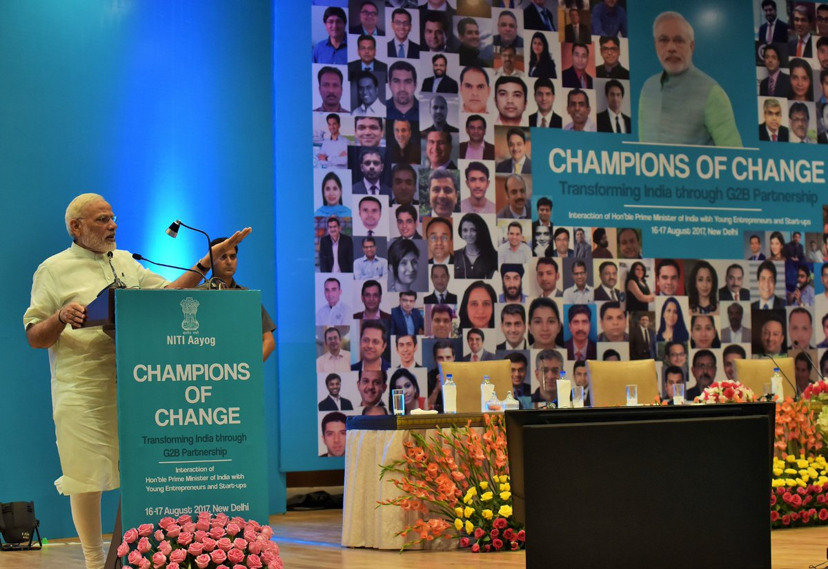 'Small' steps bring big change. Reform in choosing Padma awardees is one such example  PM Shri @narendramodi