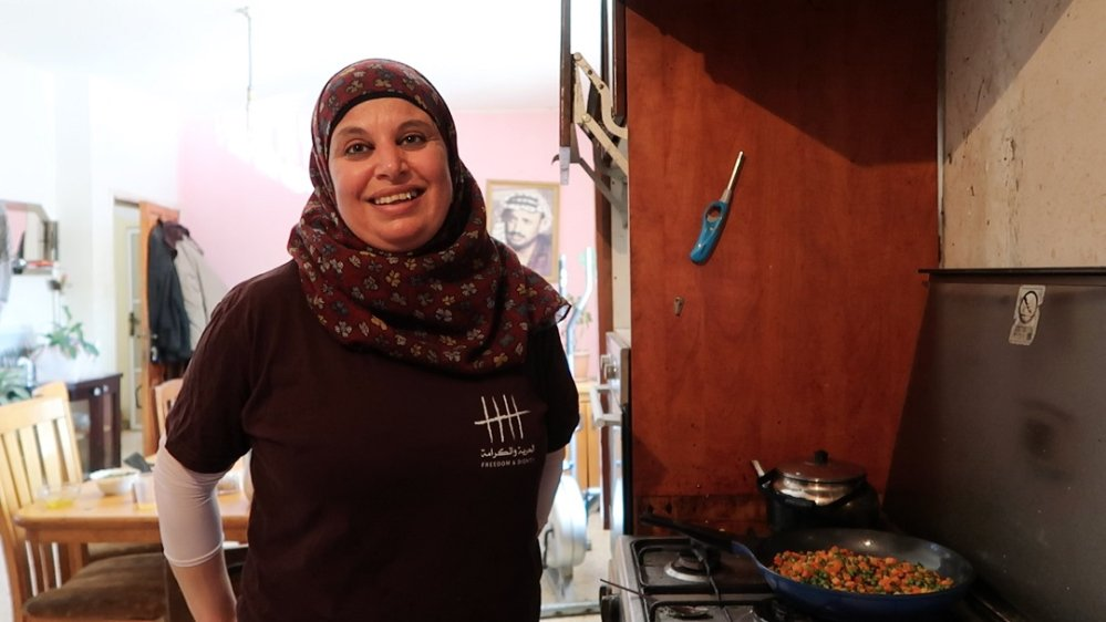 'Being a Palestinian mother means that you have to be a superwoman.' https://t.co/5Q6Zy2uBIJ