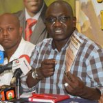 Election was unfair, Aukot says, wishes to join NASA Supreme Court case