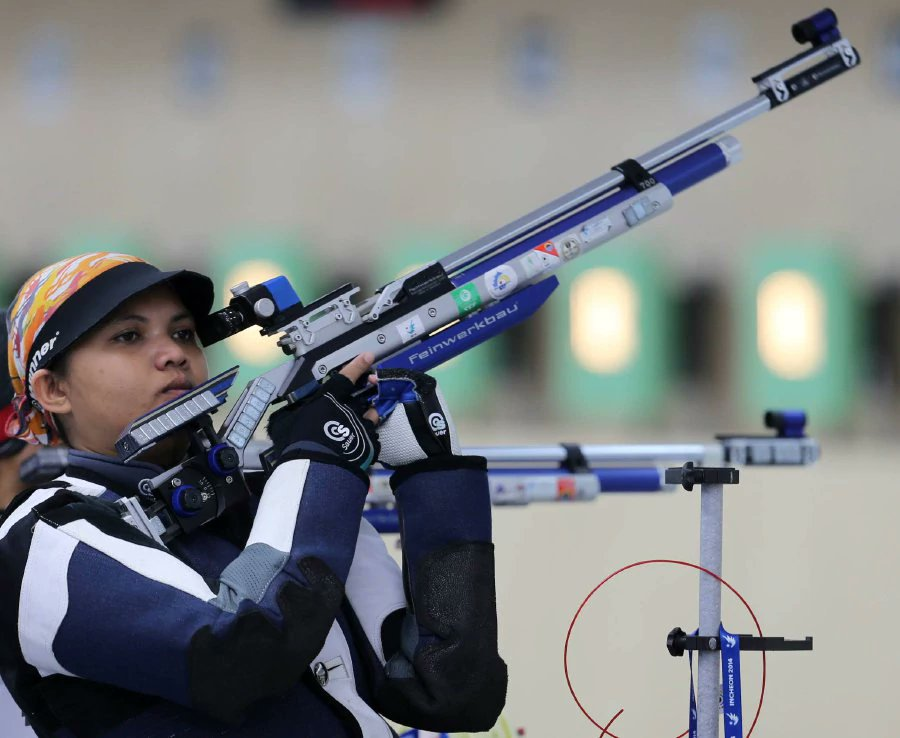 National shooter Nur Suryani expects Thai, Singapore shooters to challenge her for gold