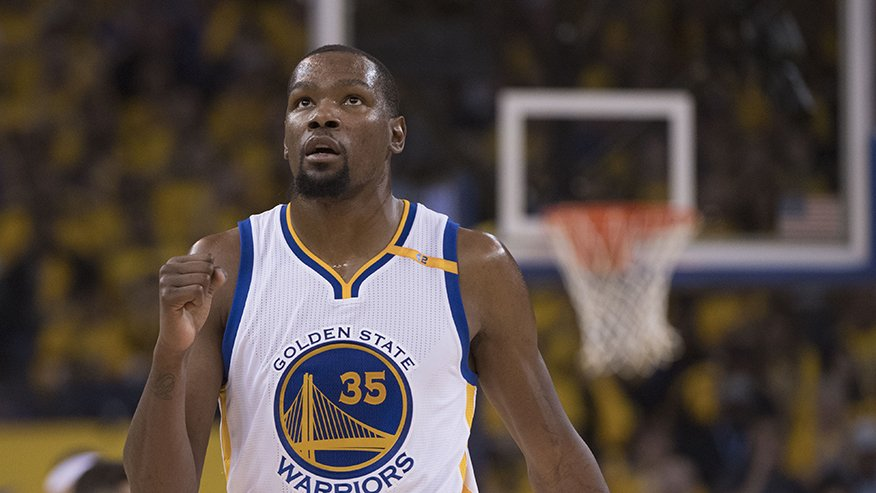 White House visit? No thanks, says NBA's Durant