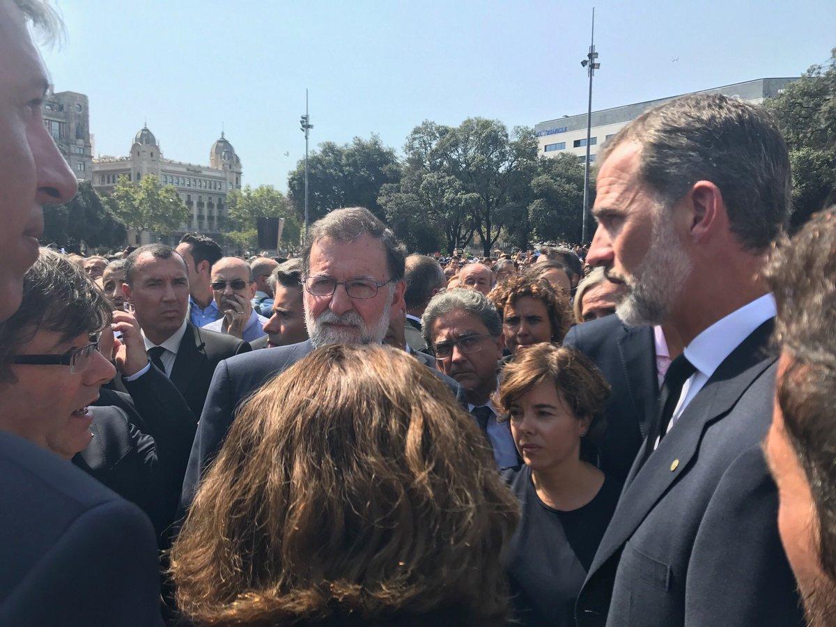 Cinco cubanos heridos en los a barcelona y cambrils