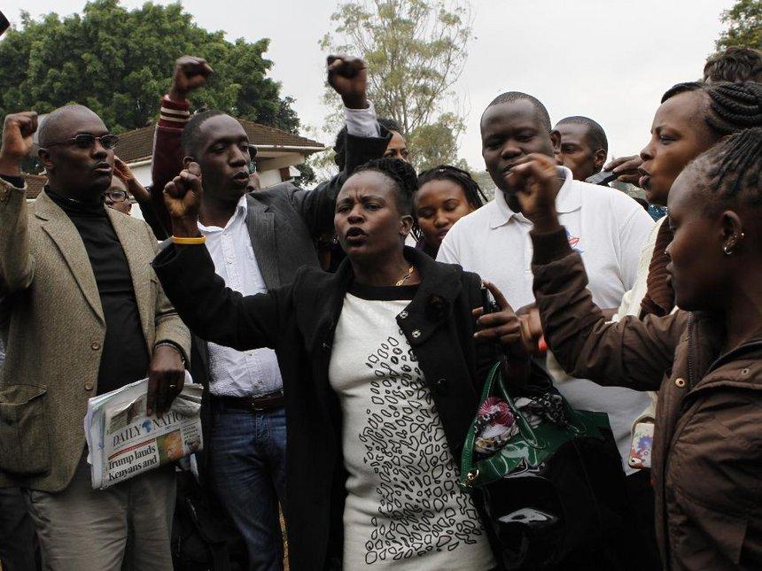 Retracing genesis of Uhuru's long battle with civil society