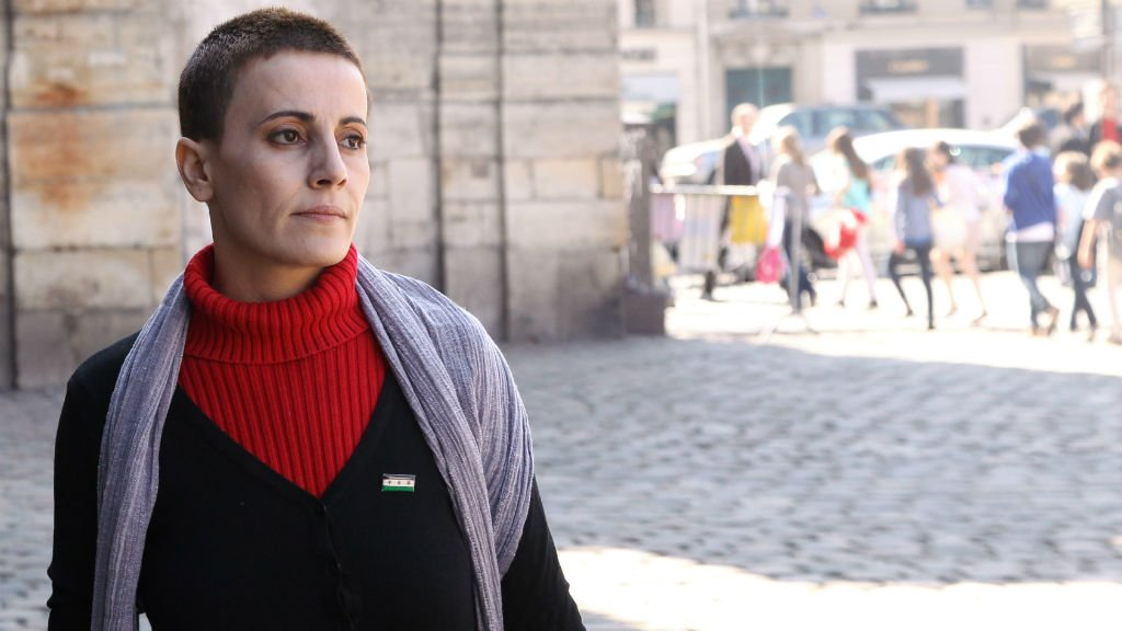 Syrian activist who fled to France dies aged 44