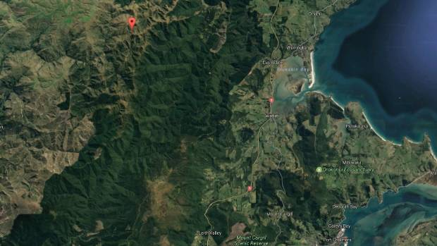 Three women, young girl missing in 'rugged' area near Dunedin