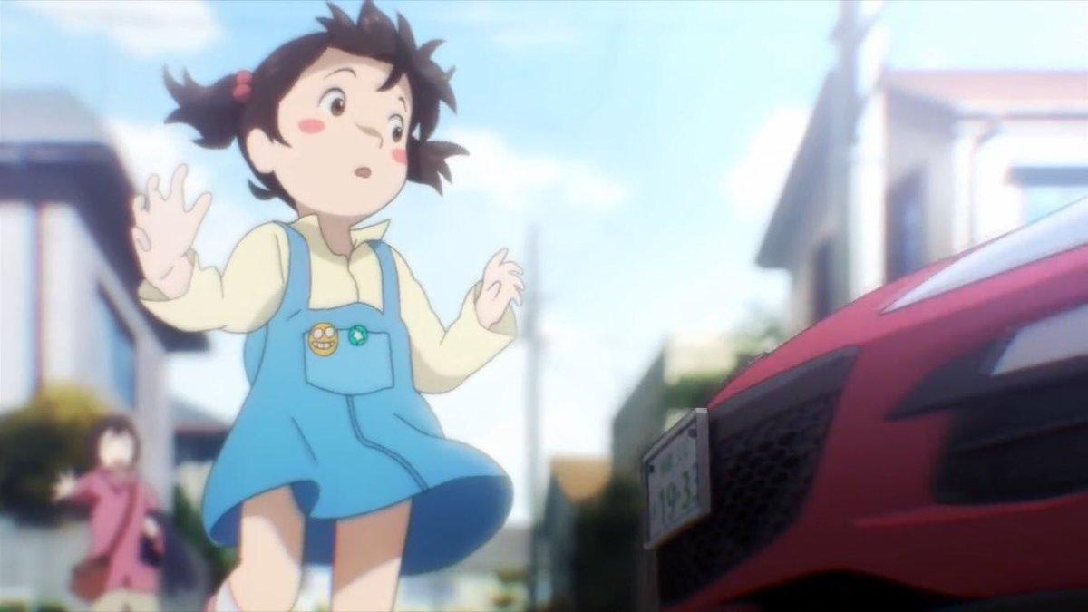 寄生獣というアニメに出てますよ!!(映って数秒で破壊されますが)