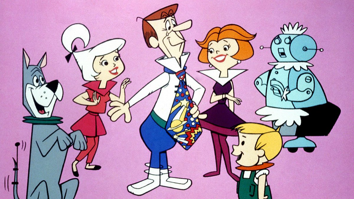 ICYMI: TheJetsons live-action TV comedy in the works at ABC