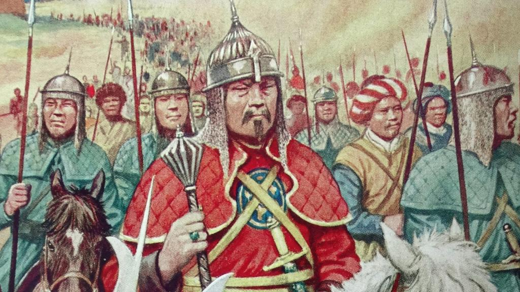 On #ThisDayinHistory 1227, Genghis Khan dies. https://t.co/D7ez8ihLEJ https://t.co/UkoyeLb4T1