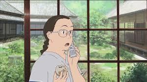 そういえば太ったお母さん、「時をかける少女」の主人公の声優(仲里依紗)さんなんだよねw #サマーウォーズ