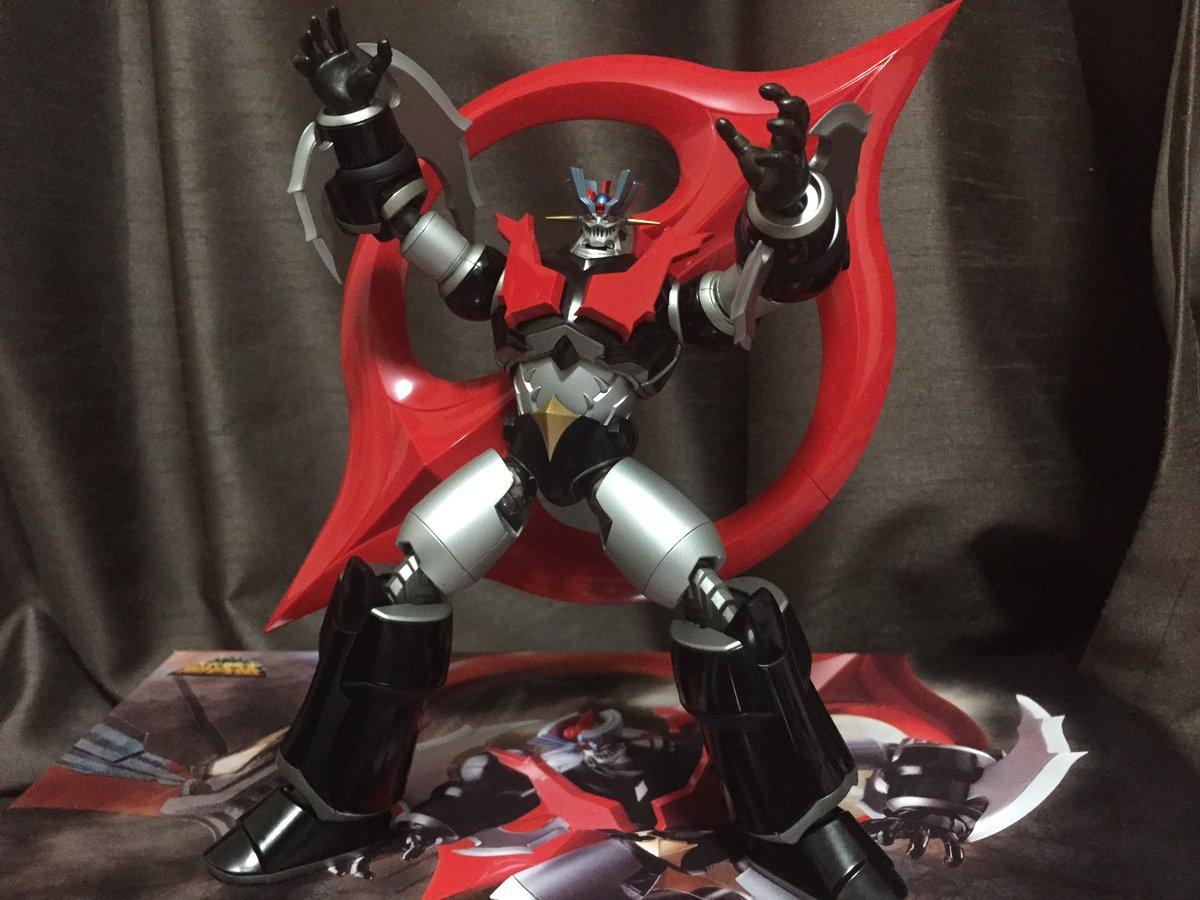 きゃの君に手伝って貰ってマジンガーZEROを入手ロボガからスーパーロボットに入ったくせにロボガに関係ないZERO選ぶとか