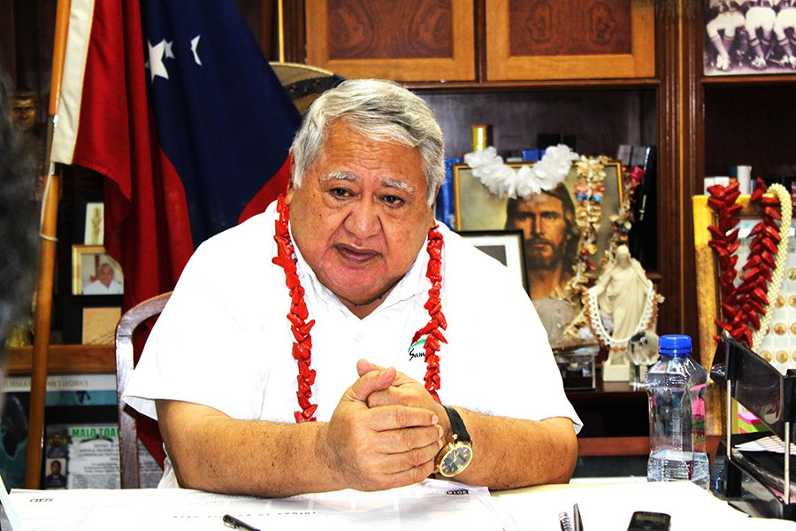 P.M. Tuilaepa attacks media for reporting on rape, incest